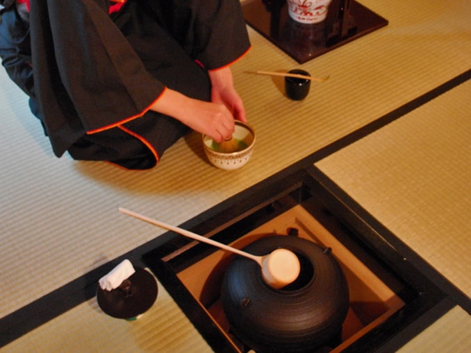 Tea Ceremony & Nishiki Market Walking Tour