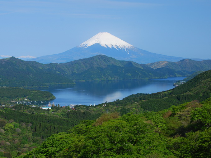 Mt. Fuji & Hakone 1 Day Tour