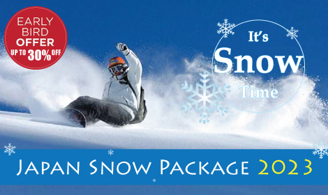 Japan Snow Package 2021