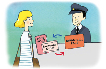 How to obtain Japan Rail Pass