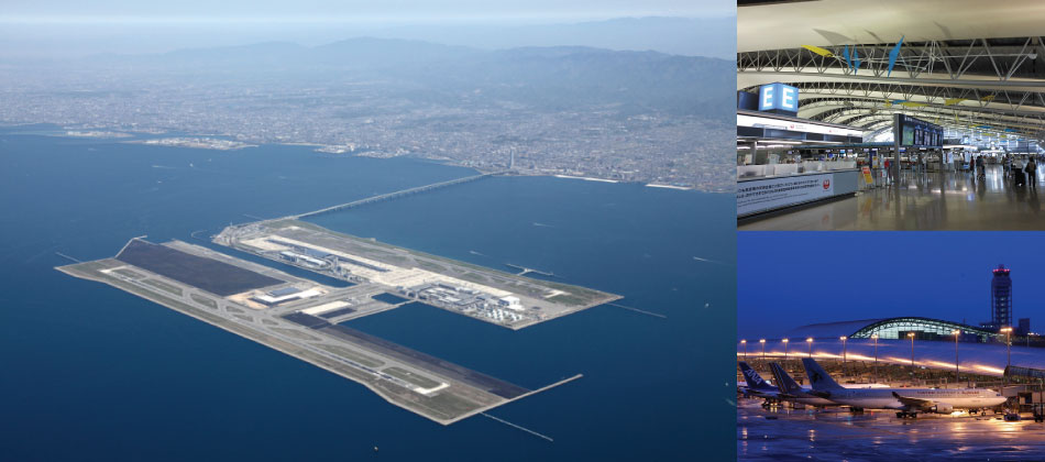Kansai International Airport (KIX)