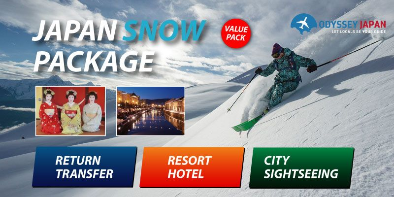 Japan Snow Package - Odyssey Japan